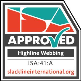 isa zertifiziert highline band a