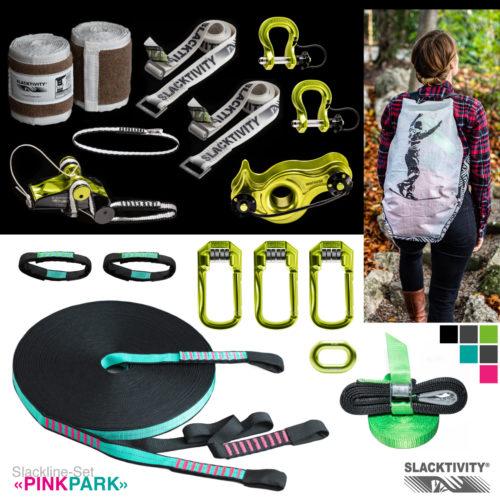slackline longline kit