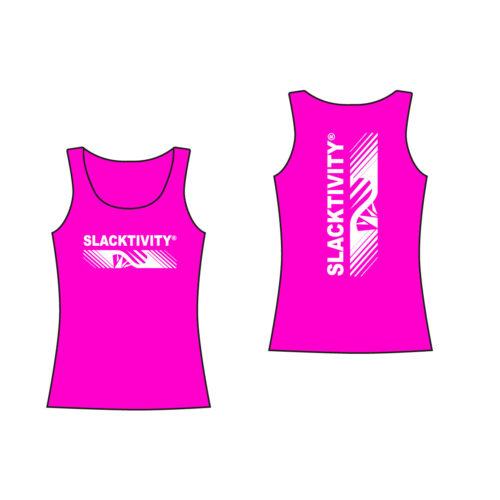 slackline shirt pink