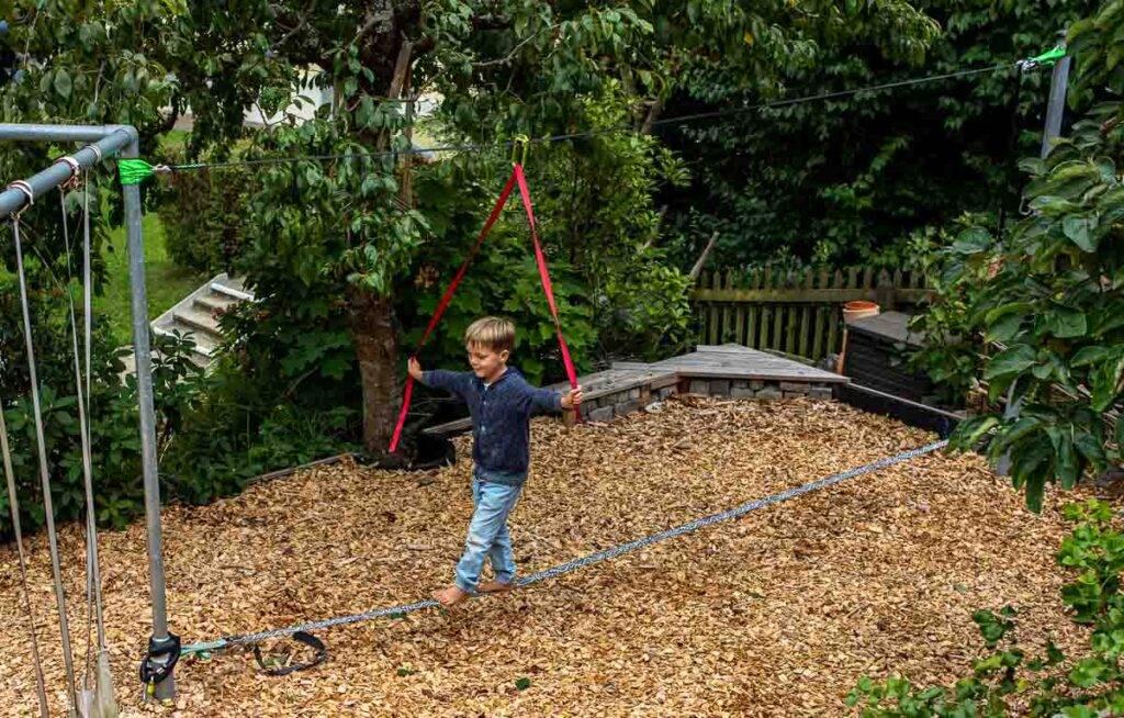 Rookie-rope für Kinder